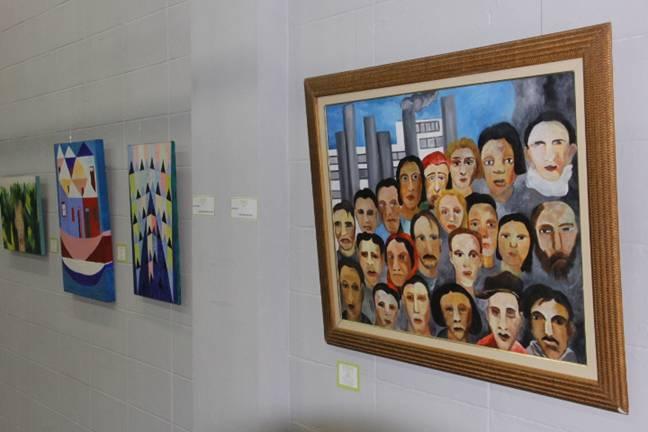 Mostra  93 anos da Semana de Arte Moderna