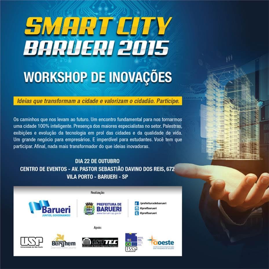 Smart City – Workshop de Inovações
