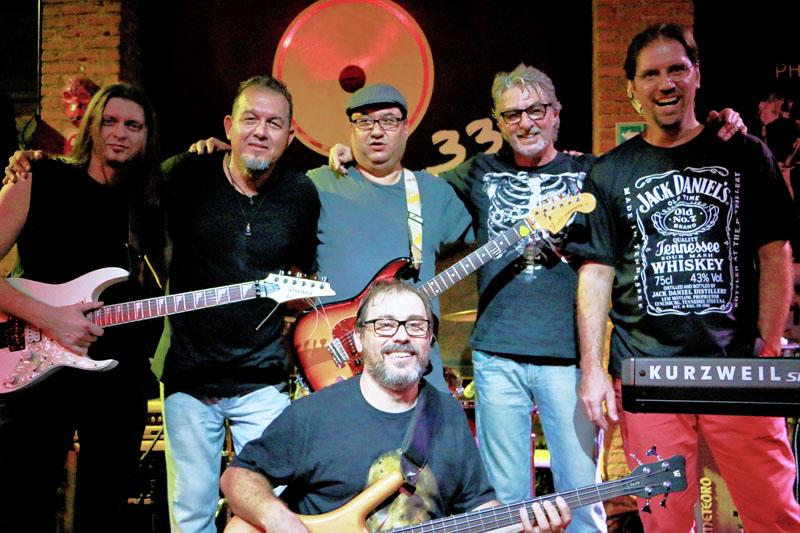 Banda Rb80 Com O Melhor Do Rock Nacional Dos Anos 80