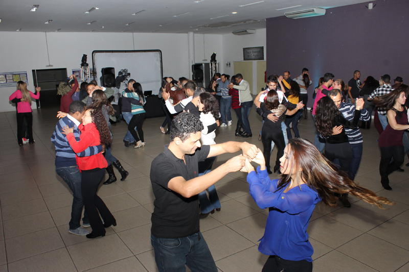 Sabailar – Dança de Salão