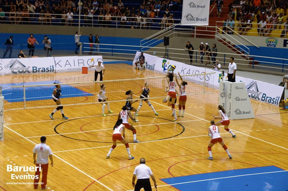 Torneio Taça de Prata – Barueri x ADC Bradesco