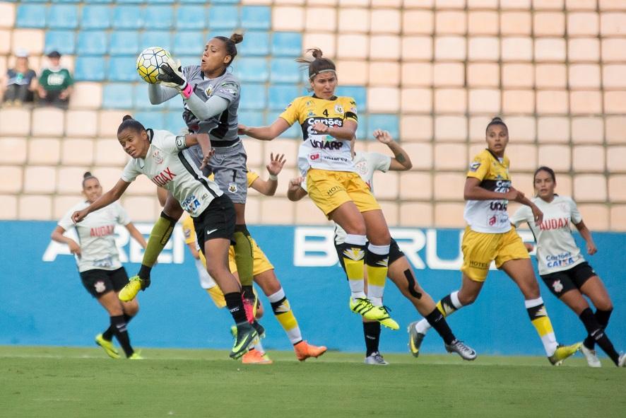 Futebol Feminino – Corinthians x Audax Osasco joga na Arena Barueri 21bee28da9