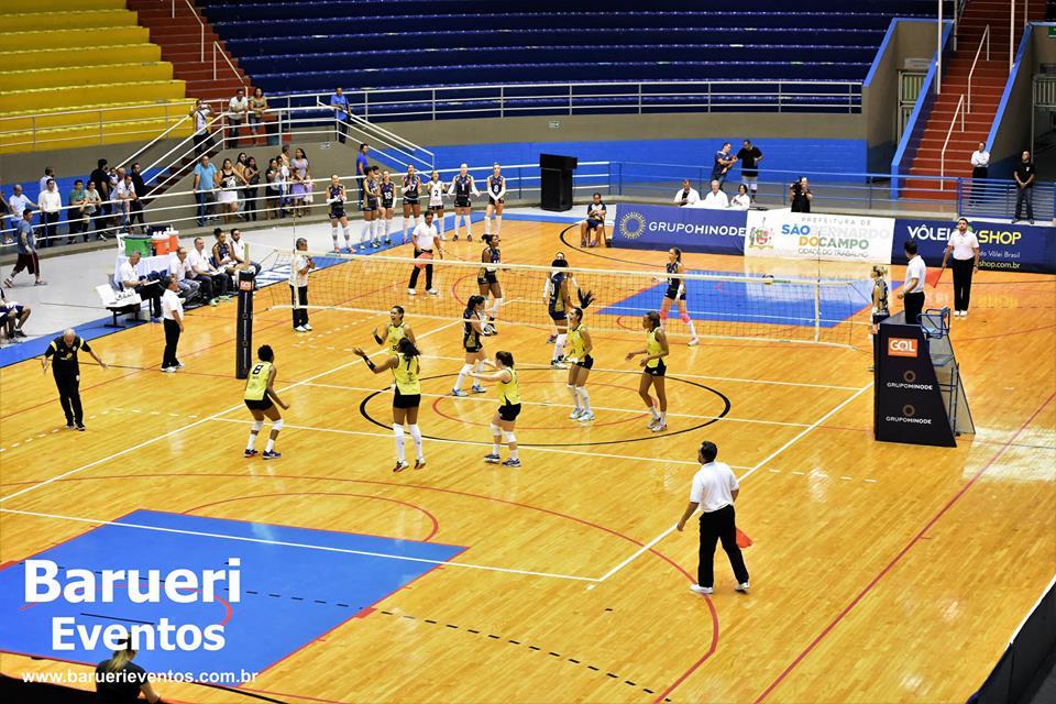 Hinode Barueri 3×0 São Bernardo