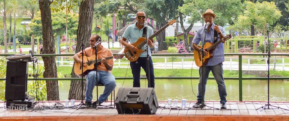 Cultura no Parque com P. Barros e Will de Souza