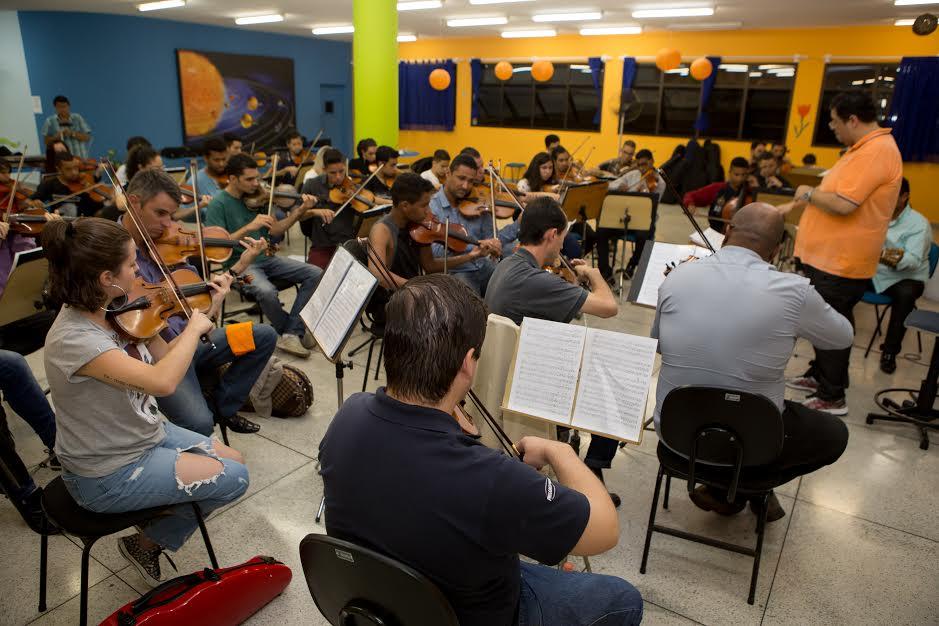 Abertas as inscrições para os cursos livres de música