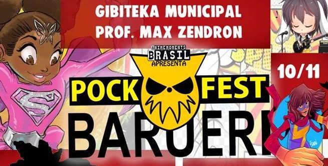 Barueri Pock Fest 8ª edição
