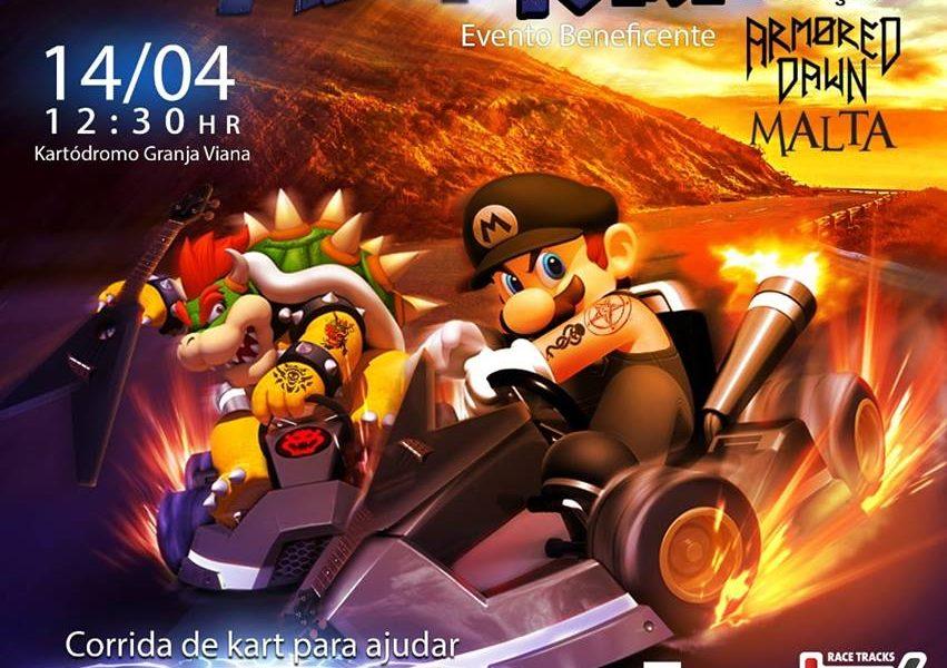 Super Metal Kart 2ª edição