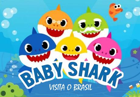 Baby Shark Visita o Brasil  – Auditório Alphaville