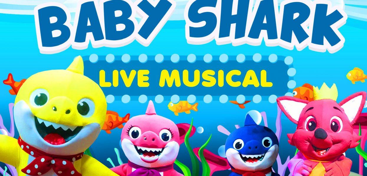 Baby Shark Live em Barueri