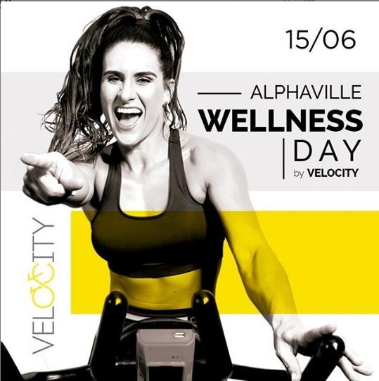 Alphaville Wellness Day