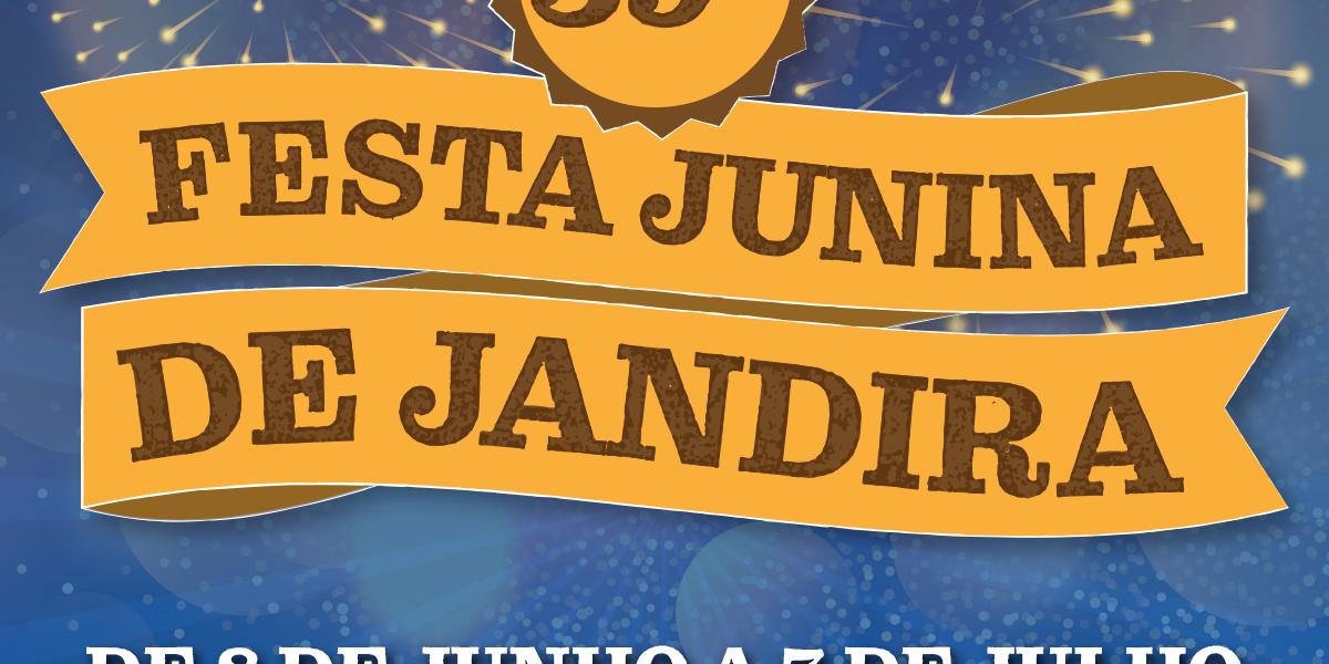 39° Festa Junina de Jandira