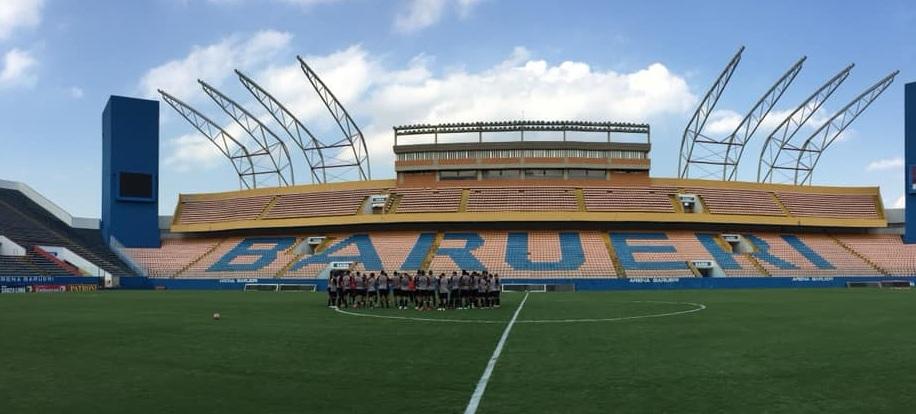 Futebol Masculino Série B – Oeste x Londrina