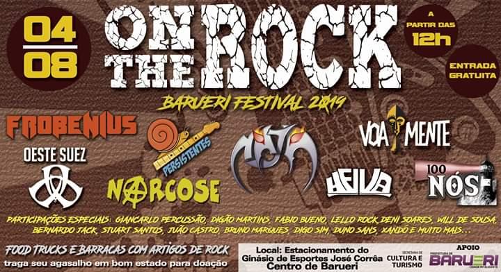OnThe Rock Barueri Festival 2019