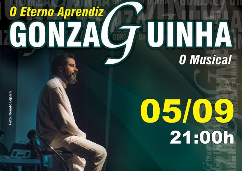 Gonzaguinha: O Eterno Aprendiz-O Musical