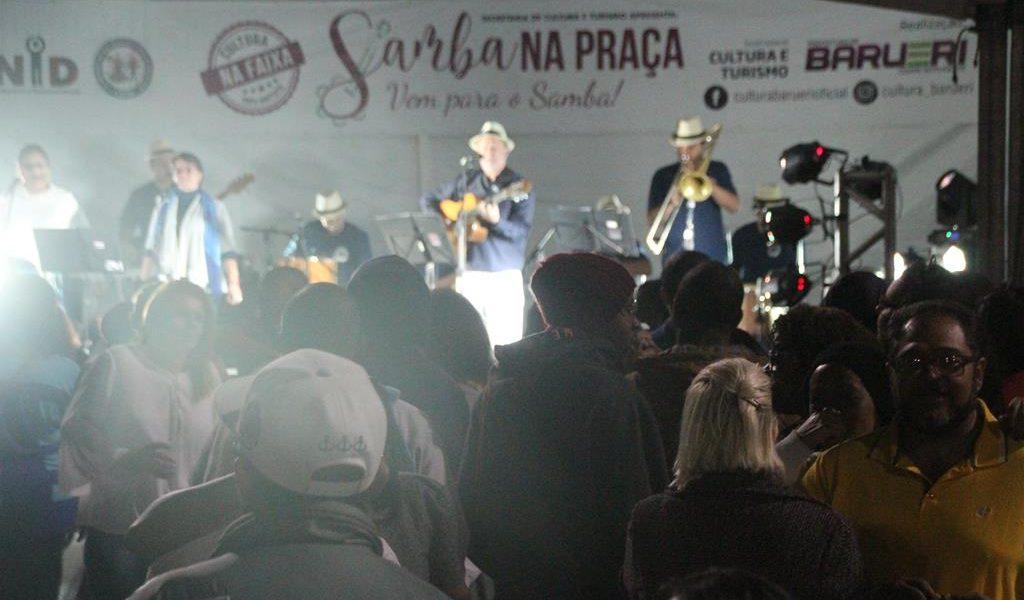 Samba na Praça