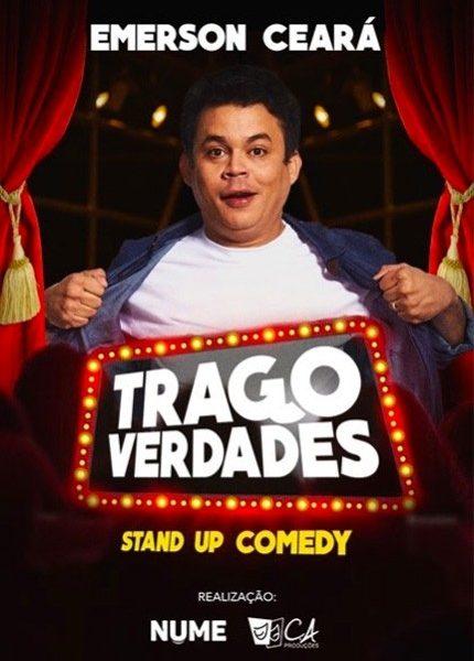 Standy up comedy Com Emerson Ceará – Trago Verdades