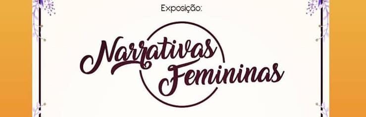 """Exposição em Barueri : """"Narrativas Femininas"""""""
