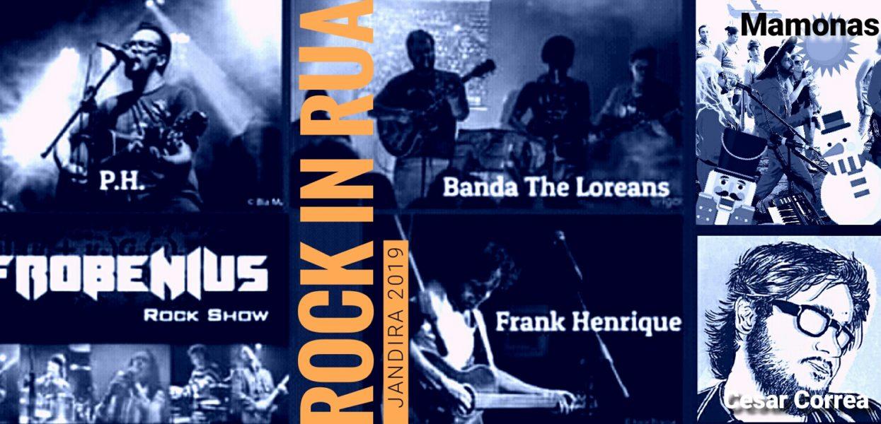 Rock in Rua em Jandira