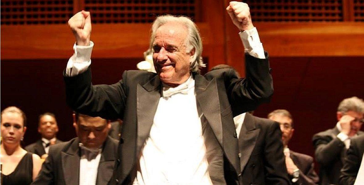 Maestro João Carlos Martins e Orquestra Bachiana em Jandira