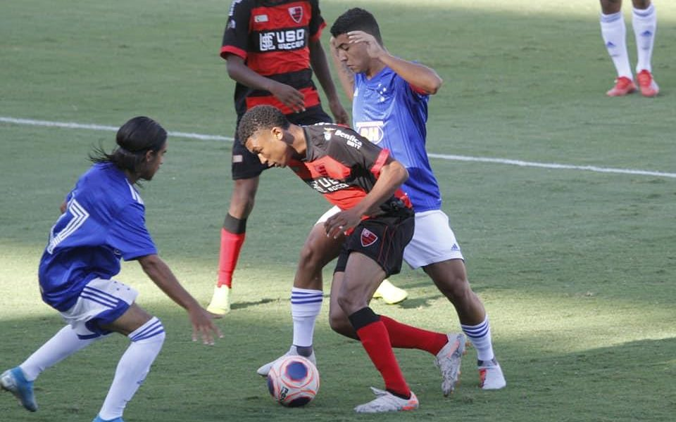 Oeste enfrenta o Cruzeiro pela Copinha na Arena Barueri