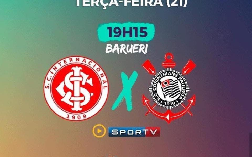 Semi Final da Copa São Paulo : Internacional/RS x Corinthians/SP