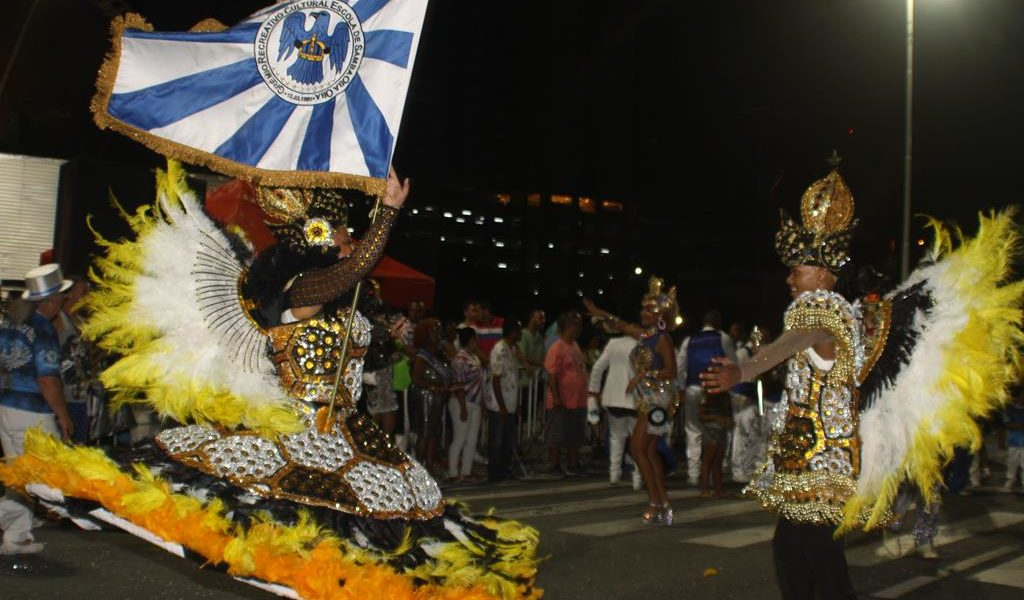 Desfile das Escolas de samba de Barueri